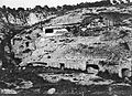 Is centu scalas (a hundred steps), roman amphitheatre of Cagliari.jpg
