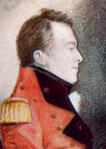 Isaac Brock portrait 1, from The Story of Isaac Brock (1908)-2 (cropped).png