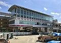 Ishimine-Station-West-Gate-building.jpg