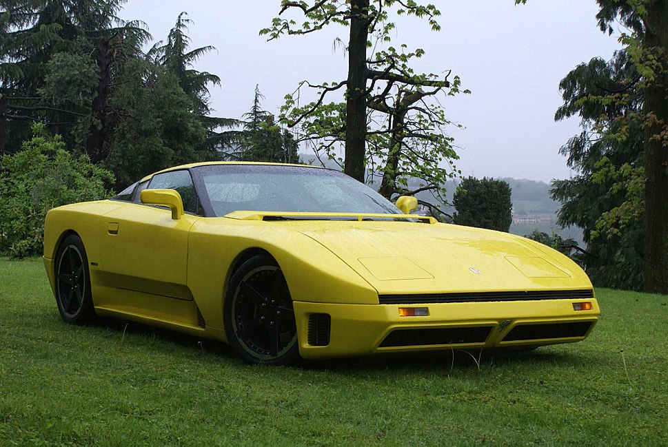 Iso Grifo 90 2010