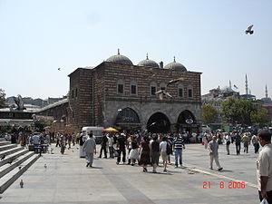 Spice Bazaar - Image: Istanbul Misir carsisi