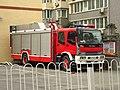 Isuzu fire engine at Sihui Fire Brigade, Beijing.jpg