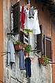 Italy-0209 - Laundry in the medieval village...... (5140663159).jpg
