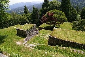 Iwamura Castle - Image: Iwamurajo 17