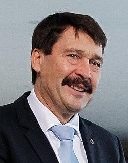 János Áder no Brasil.jpg