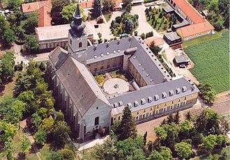 Jászberény - Church in Jászberény