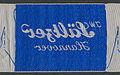 J. W. Sältzer Hannover maschinengenähtes Gewebeband mit drei Schriftzügen der Firma Rückseite Detail.jpg