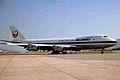 JA8123 1 B747-246F Japan A-l HKG 27OCT81 (6483445561).jpg
