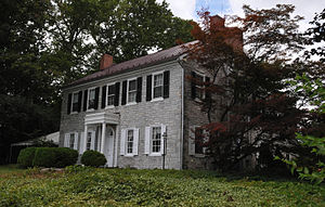 South Middleton Township, Cumberland County, Pennsylvania - James Given Tavern, built 1820