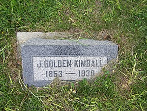 J. Golden Kimball