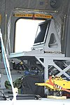JMSDF MCH-101(8657) cabin control display unit at Maizuru Air Station May 18, 2019.jpg