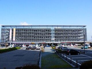 Yahata Station Railway station in Kitakyushu, Japan