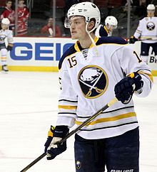 Description de l'image Jack Eichel - Buffalo Sabres.jpg.