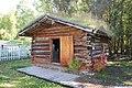 Jack London's cabin Dawson City - panoramio.jpg