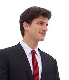 Jack Schlossberg Grandson of JFK