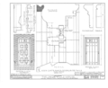 Jacob Wills House, Marlton, Burlington County, NJ HABS NJ,3-MART.V,1- (sheet 14 of 20).png