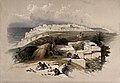 Jaffa, ancient Joppa, looking north. Coloured lithograph by Wellcome V0049473.jpg