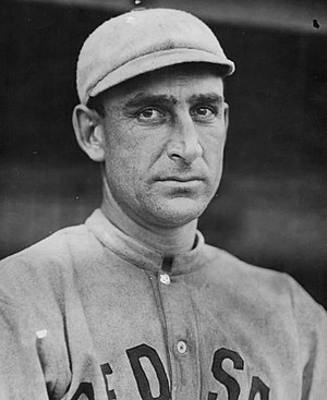 Jake Stahl - Stahl with the Boston Red Sox in 1913