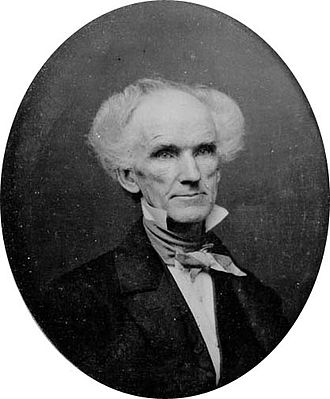 James B. Longacre - Image: James Barton Longacre Ambrotype by Isaac Rehn, 1855