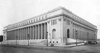James A. Farley Building - Circa 1912