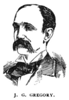 James G. Gregory Connecticut politician