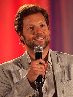 Jamie Bamber British actor