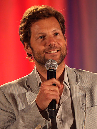 Jamie Bamber - Bamber at the Phoenix Comicon in May 2012