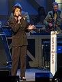 Jan in Brown Suit on the Opry.jpg
