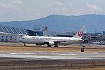Japan Airlines, B767-300, JA612J (25634928912).jpg