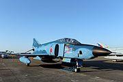 Japan air self defense force Mitsubishi RF-4E 501SQ RJAH