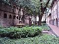 Jardín en el Museo Nacional de Colombia.JPG