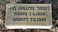 Jay Collins Morse grave (24721360825).jpg
