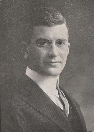Monroe Calculating Machine Company - Portrait of Jay Randolph Monroe