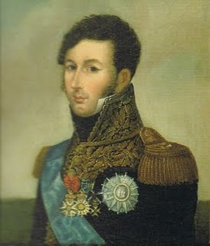 Jean-Toussaint Arrighi de Casanova - General Arrighi de Casanova