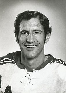 Jean Ratelle Canadian ice hockey player
