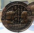 Jean marende, medagli di filiberto II di savoia e margherita d'austria, 1502 ca., 01.JPG