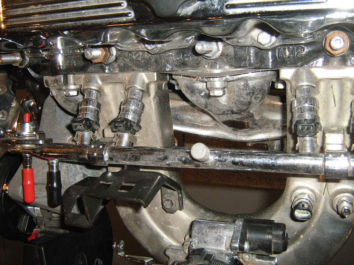 Fuel injection - Wikipedia