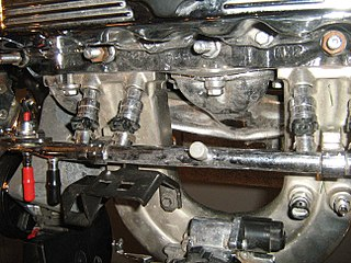 Fuel injection aspect of an internal combustion engine