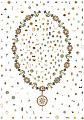 Jehovaordens ordenskedja med flera smycken ur samlingarna - Livrustkammaren - 99865.tif