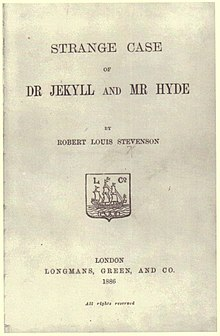 strange case of dr jekyll and mr hyde  jekyll and hyde title jpg