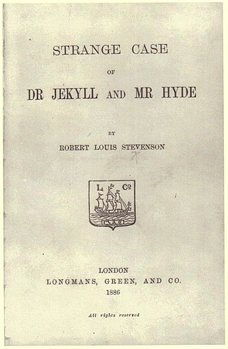 Strange Case of Dr Jekyll and Mr Hyde - Image: Jekyll and Hyde Title