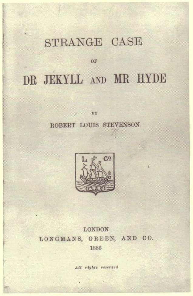 Jekyll and Hyde Title