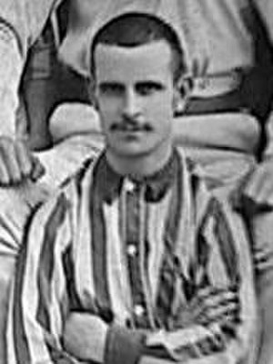 1885–86 West Bromwich Albion F.C. season - Jem Bayliss scored Albion's first FA Cup hat-trick.
