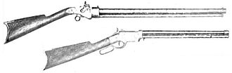 Volcanic Repeating Arms - Image: Jennings and Volcanic rifles