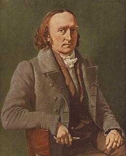 Christian Albrecht Jensen Danish portrait painter