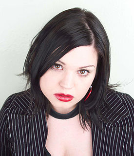 Jessicka American singer, songwriter, and artist