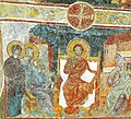 Jesus among the doctors-Hagia Sophia Trabzon.jpg