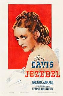 <i>Jezebel</i> (1938 film) 1938 film by William Wyler