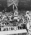 Jim Spanarkel layup, Duke Chronicle 1979-02-26.jpg
