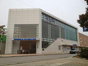 Jipyeong Station - Image: Jipyeong station 20121006 01